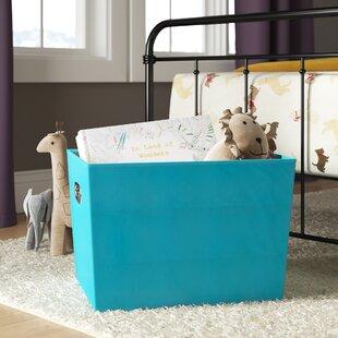 Oconnell Fabric Storage Bin by Wrought Studio