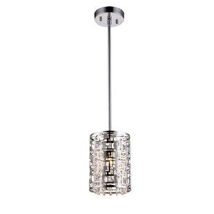 Bromi Design Metropolitan 1-Light Cylinder Pendant