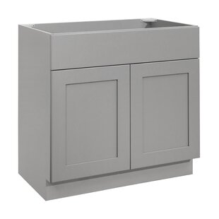Emerald Villa 36 Single Bathroom Vanity Base by PARRIOTT WOOD