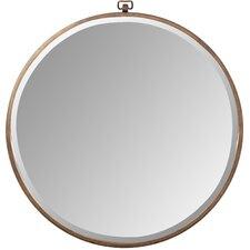 Chrome Wall Mirror modern wall mirrors | allmodern