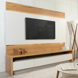 Franklin Entertainment Center for TVs up to 70 (Set of 2) by Latitude Run