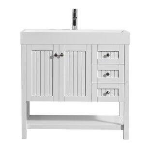 Harward 35 Single Bathroom Vanity Set