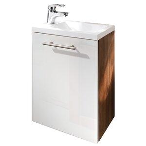Belfry Bathroom 40 cm Wandmontierter Waschtisch