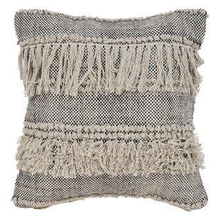 Ramsell Cozy Cotton Throw Pillow