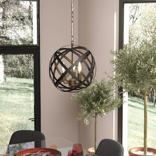 Hanging Globe Light | Wayfair