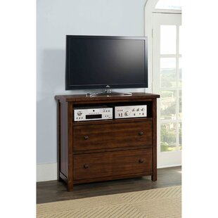 Loon Peak Guyer 2 Drawer Standard Dresser