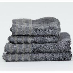 Fetters Classic 4 Piece Rayon from Bamboo Fingertip Towel Set