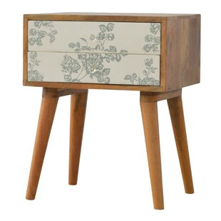 Pickering 1 Drawer Bedside Table By Norden Home