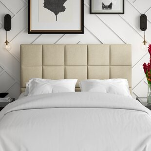 Ruthanne Upholstered Panel Headboard