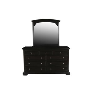 Chadwell 9 Drawer Dresser by DarHome Co Top Reviews