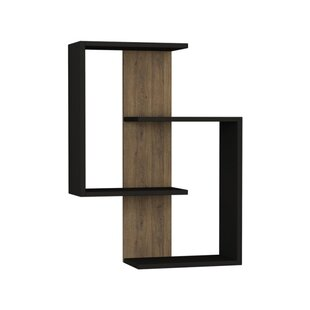 Brayden Studio Theodore Modern Wall Shelf