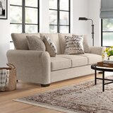 Braylen 95 W Flared Arm Sofa by Three Posts™