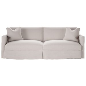 Madison XL Slipcovered Sofa by Wayfair Custo..