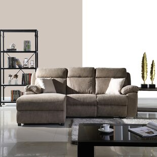 Shop Ladner Classic Space Sectional by Winston Porter