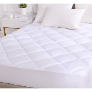 Eliora Cotton Down Alternative Mattress Pad