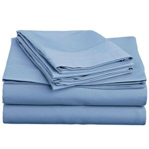 6 Piece Comfort Deep Pocket Sheet Set