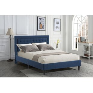 Find the perfect Figueroa Upholstered Platform Bed by Alcott Hill Reviews (2019) & Buyer's Guide