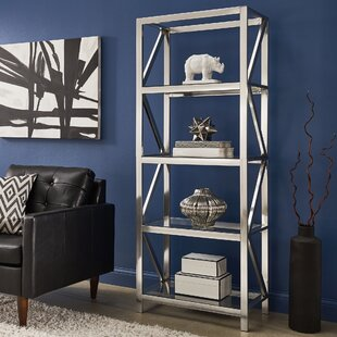 Brushed Nickel Etagere Wayfair