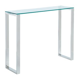Review Gatun Console Table By Orren Ellis