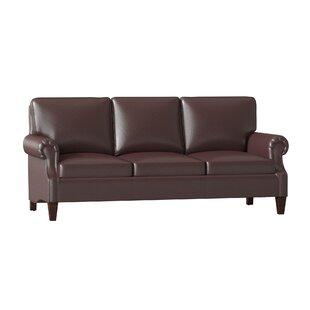 Shop Rodney Leather Sofa by Bradington-Young