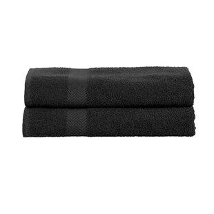 Wasser 100% Cotton Bath Sheet (Set of 2)