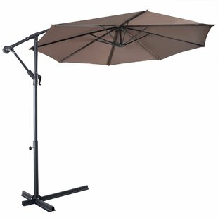 Dennison 3m Cantilever Parasol By Sol 72 Outdoor