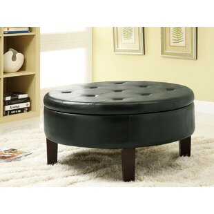 Nuno Tufted Storage Ottoman by..