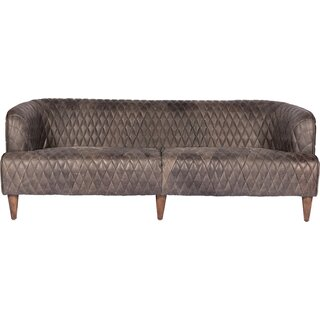 Amot Leather Sofa by Trent Austin Design SKU:DE164211 Description