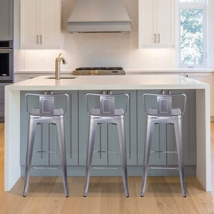 Affordable Trevon 30 Bar Stool (Set of 2) by 17 Stories Reviews (2019) & Buyer's Guide