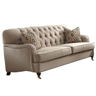 Shop Rosinski Fabric Sofa by Charlton Home
