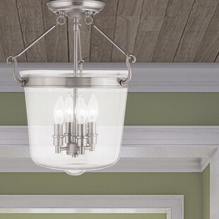 Acton Semi Flush Mount by Darb..