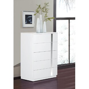 Global Furniture USA Jody 5 Drawer Chest