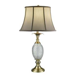 Elysant Pineapple Crystal 28 Table Lamp