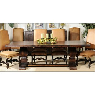 Grand Castle Solid Wood Dining Table by A..