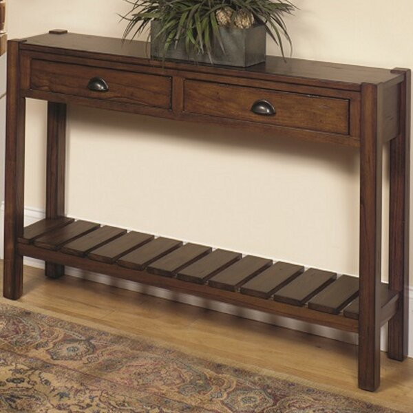 millwood pines ondine hall console table reviews wayfair