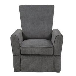 Chillicothe Smooth Back Manual Recliner Glider