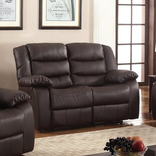Living In Style Casta Reclining Loveseat