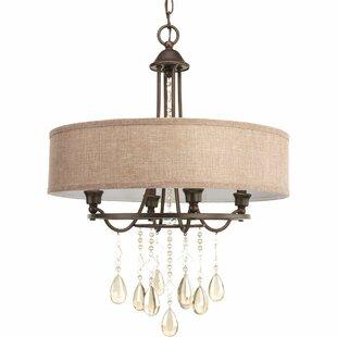 Darby Home Co Devondra 4 Light Pendant