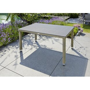 Stimson Metal Dining Table By Brayden Studio