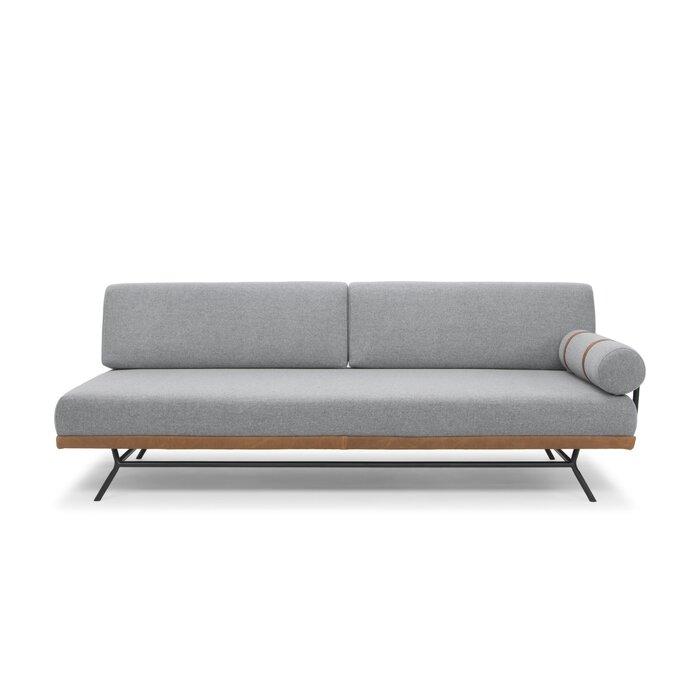 Marvelous Simonne Modern Sofa Bed Ncnpc Chair Design For Home Ncnpcorg