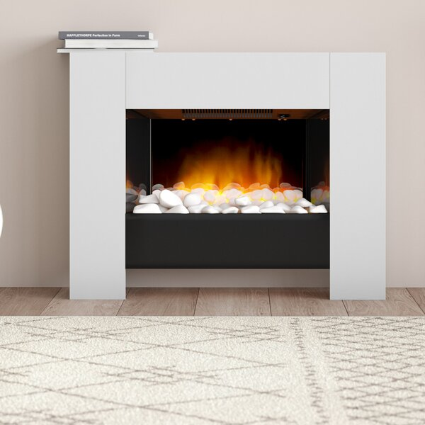 Dimplex Chesil Electric Fireplace Amp Reviews Wayfair Co Uk