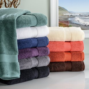 Clayton Zero 2 Piece 100% Cotton Towel Set (Set of 2)