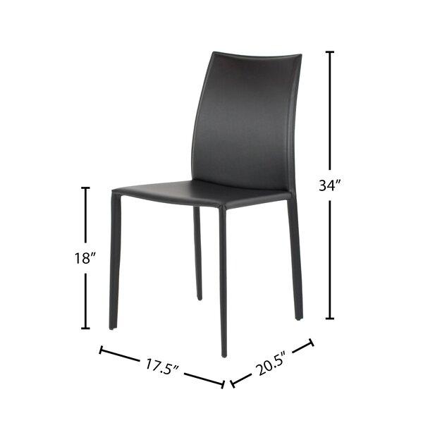 Orren Ellis Buenrostro Upholstered Side Chair Wayfair