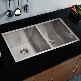 dCOR design Zero Radius 60/40 Stainless Steel 33