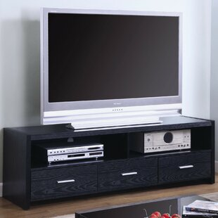 Bargain Markes TV Stand for TVs up to 60 by Latitude Run Reviews (2019) & Buyer's Guide