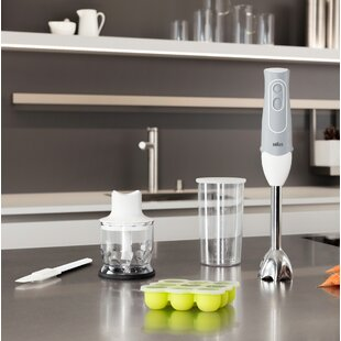 MultiQuick 5 Piece Baby Food Maker and Hand Blender