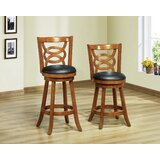 Robicheaux Swivel Bar & Counter Stool (Set of 2) by Darby Home Co