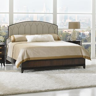 Stanley Furniture Crestaire Upholstered Platform Bed
