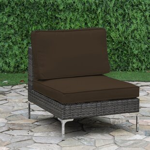 Orren Ellis Iokaste Wicker Middle Patio C..