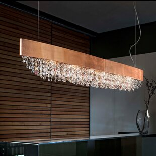 Masiero Ola 6-Light Kitchen Island Pendant